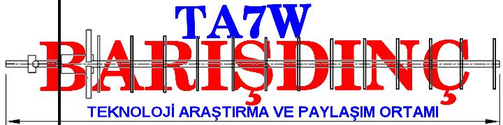 Baris Dinc – TA7W